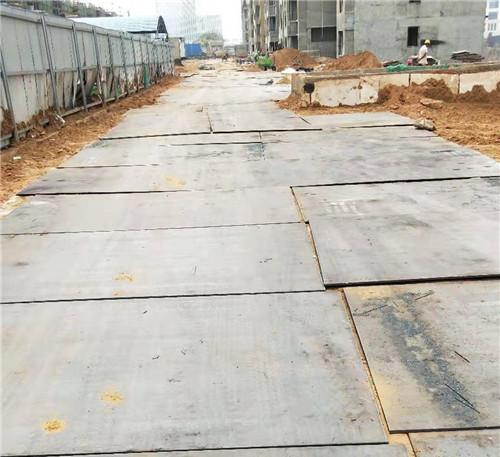 钢板桩施工过程中出现基坑裂缝该如何控制