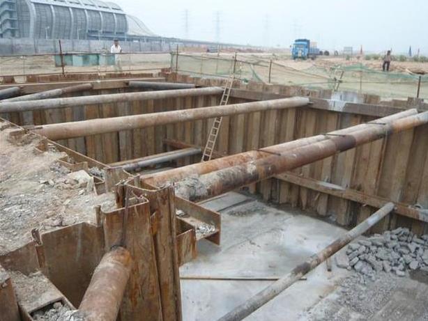 邯郸基坑支护施工
